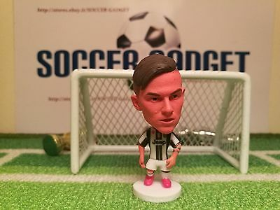 Statuina PAULO DYBALA #21 JUVENTUS doll football action figure calcio juve 2017