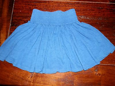 Country Road girls blue skirt. Size: 5. Pre loved. Excellent condition.