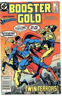 Booster Gold #23 - 1986 - Very Fine