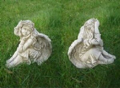 Latex Rubber Moulds Mould + Fibreglass Casing Of A Large Sitting Fairy