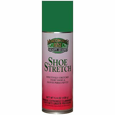 SHOE STRETCH SPRAY- Instant Results - Stretches Shoes & Boots for Comfort -5.6oz