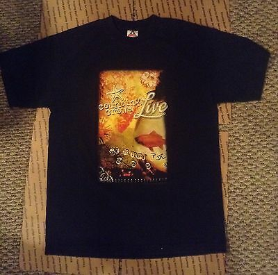 Counting Crows Summer Tour 2000 Tshirt Size Large
