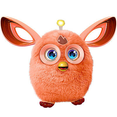 Furby Connect Orange Age 6+ Interactive Animated Electronic Pet New