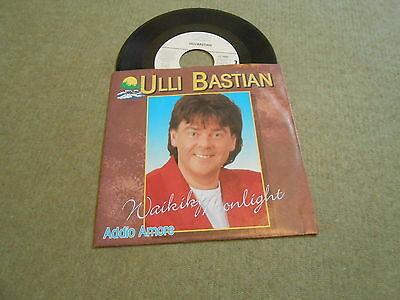 "Ulli Bastian - Waikiki Moonlight, rare 7"" on KOCH Records TOP"