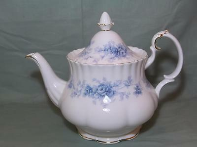 Royal Albert Windsor Rose Large Teapot 2.25-Pints