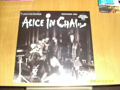 LP Alice in chains  live at the palladium 1992 New & sealed