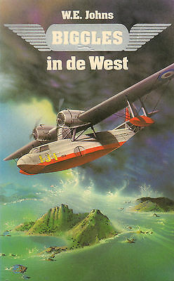 BIGGLES IN DE WEST - W.E. Johns