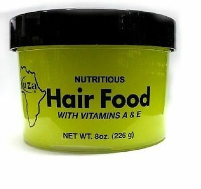 Kuza Nutritious Hair Food With Vitamins A & E * 226 g* Fast Dispatch* UK Seller