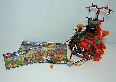 Lego Nexo Knights 70316 Jestro's Evil Mobile Only - No Minifigures Or Box
