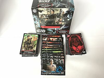 Topps Star Wars ROGUE ONE Trading Cards - Regular Cards CHOOSE UP TO 36