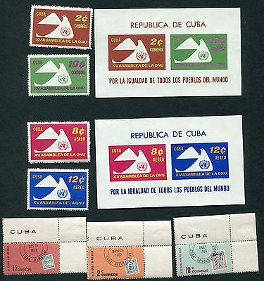 Mint Latin American Stamp Lot - See Pic