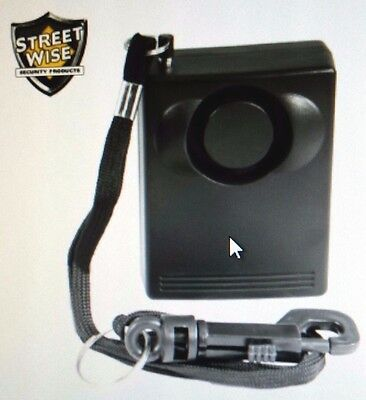Streetwise Personal Protection Alarm Self Defense Personal Security