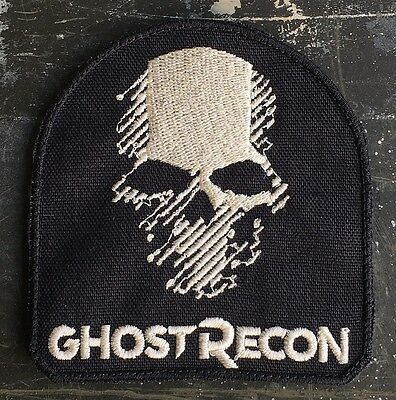 US Ghost Recon Scout Skull Bone Velcro patch