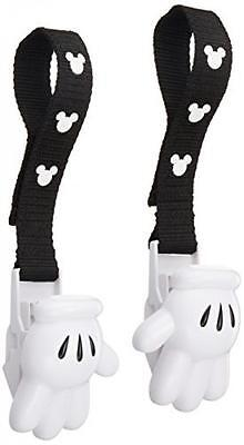Disney Mickey Mouse Stroller Clip Strap Blanket Footmuff Baby Toddler Japan New