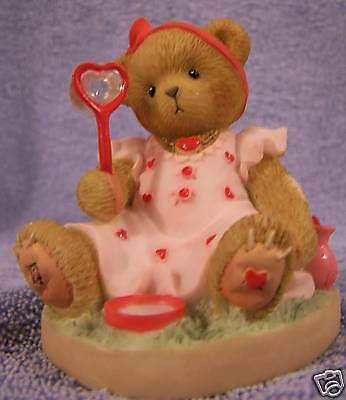 Bubbling Over With Love For You 09 Valentines Abbey EXclusive Cherished Teddies