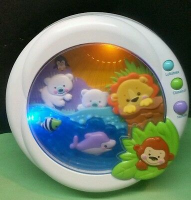 Fisher-Price Precious Planet Melodies & Motion Soother & Crib Toy