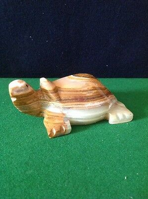 Soapstone / Marble Tortoise Turtle Decorative Ornament