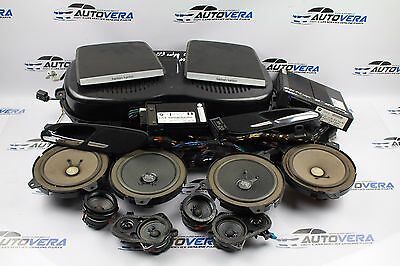 Bmw E46 3 Series Coupe Harman Kardon System Amplifier Subwoofers Speakers Wiring