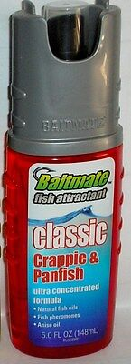 Baitmate Classic Crappie And Panfish Scent Fish Attractant, 5 Fluid-ounce