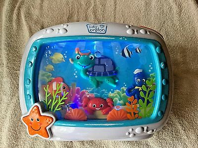 Baby Einstein    Sea Dreams    Motion Musical Lighted.  Crib Soother