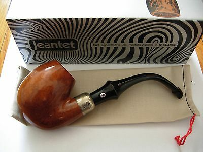 Jeantet Opm Briar Pipe Made In France
