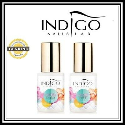 INDIGO KERATIN BASE  5ml or 15ml 100% GENUINE AUTHENTIC