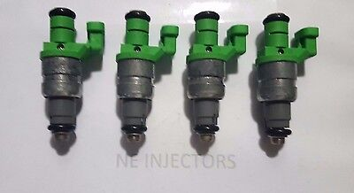 6 Siemens Flow Matched Fuel Injector Set for Audi 2.7 01-05 Turbo 078133551BL