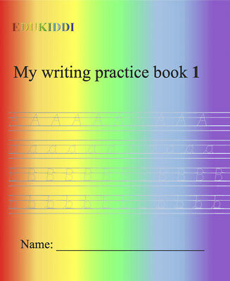 Handwriting Dotted Practice Book 1