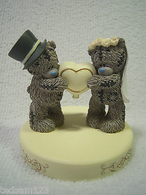 Me To You  -  Gorgeous Tatty Ted   ' Wedding Cake Decoration '   -  Brand New