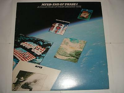 MFSB - End of Phase 1 1977 Original US PIR LP