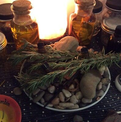 Money Drawing Oil Intent Prosperity Love ❤️ Anoint Happiness✨ Ritual Powerful 🌿