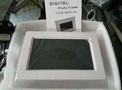 "7"" TFT- LCD Digital photo Frame - DPF LODS"