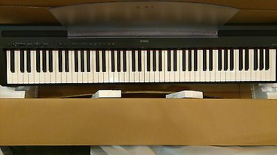 YAMAHA P-95 DIGITAL PIANO   LP-5A L-85 Set Boxed