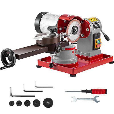Heavy Duty TCT Circular Saw Blade Rotary Angle Sharpener Grinder 125MM 370W