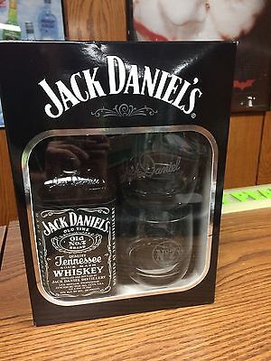 Rare Jack Daniels 750Ml Heritage Black Label Gift Set From The Usa -No 150Th Rye