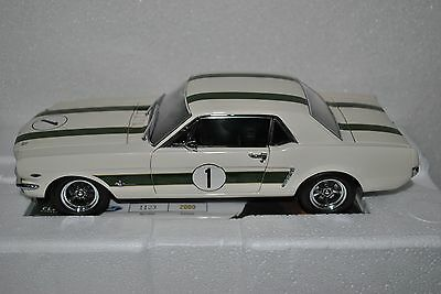 Classic Carlectables Pete Geoghegan's 1965 Castrol Mustang
