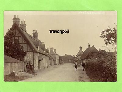 Colne Road Bluntisham Cum Earith Nr St Ives RP pc  used 1915 Ref A541