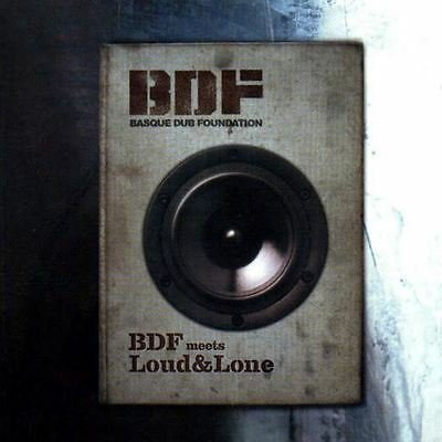 BASQUE DUB FOUNDATION * BDF Meets Loud & Lone 2-LP Neu