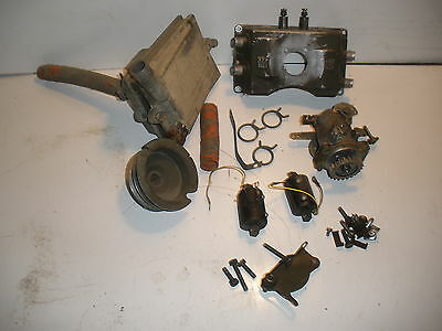 4A032 Teledyne Military Standard Gas Engine Parts Lot