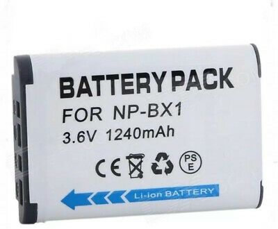 New Original Sony NP-BX1 Battery for Cyber-Shot DSC-RX100 RX100 RX1 BX1