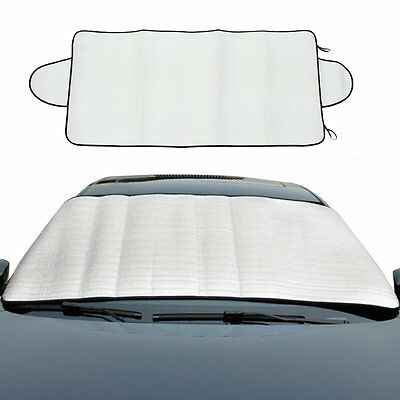 Windscreen Car Windshield Front Glass  Cover Sun Shade Snow Frost Dust Protector