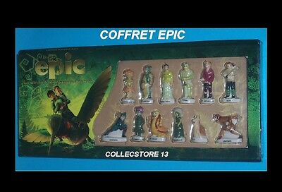 Serie Complete De Feves  Epic En Coffret