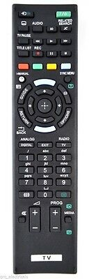 New Replacement Remote Control FOR Sony RM-ED053, RMED053
