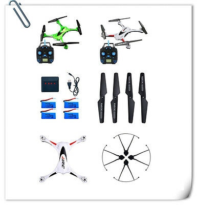 JJRC H31 2.4G 4CH 6-Axis Performance 500MAH Battery Spare parts Quadcopter UK