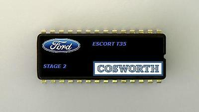 Chip Escort Cosworth T35 Stage 2 Mountune / Puce  Escort Cosworth T35 Mountune