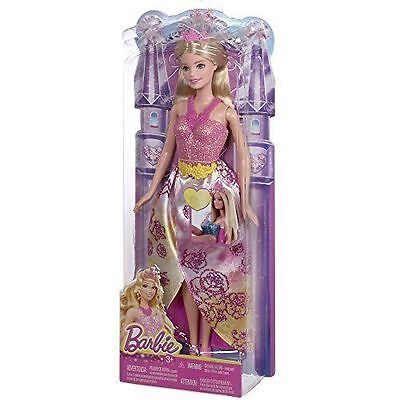 Barbie Fairytale Princess Toy - Deluxe Fashion Fairy Doll CFF24/25