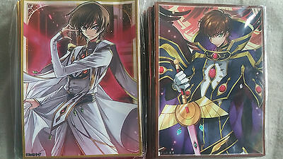Comiket 90 Frontier Games Code Geass Sleeve Lelouch and Suzaku Set