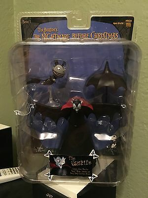 The Nightmare Before Christmas The Vampire Action Figure Toy Series 1