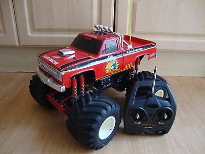 Vintage Tamiya Chevrolet Clodbuster With Radio Gear Ideal Restoration Project