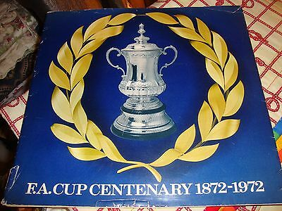 football coins centenary 1872 to 1972. complete set.